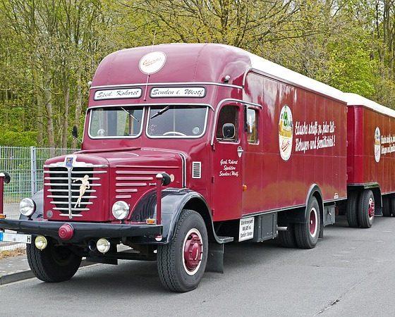Hello Trucker!